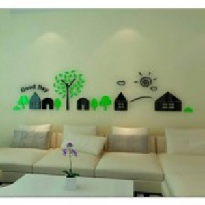 Good Day Acrylic Wall Art (18*72 Inches)