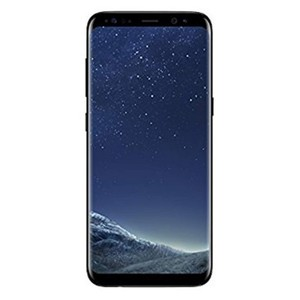 "Samsung Galaxy S8 - 5.8"" - 4GB RAM + 64GB ROM - Midnight Black"