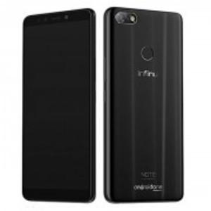 """Infinix Note 5 X604-6.0""""-4GB RAM-64 GB ROM-Milan Black"""