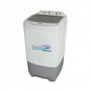 Kenwood Semi-Automatic Washing Machine - KWM899W - 8Kg - White