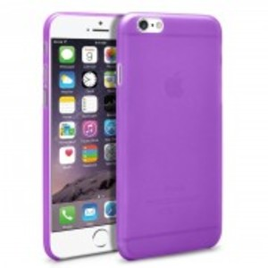 Back Case For iPhone 5 & 5s-Purple