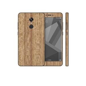 Xiaomi Redmi Note 4X Mahogany Wooden Texture Skin-DT7440