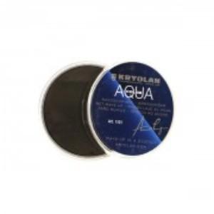Kryolan Aqua Color Cake Liner 071 Black