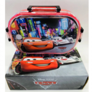 Cars Themed Lunch Box - 710ml