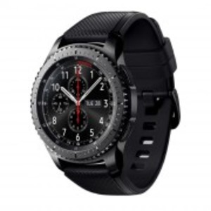 Samsung Gear S3 Frontier -Dark Grey