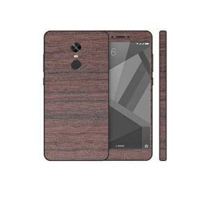 Xiaomi Redmi Note 4X Padauk Wooden Texture Skin-DT7442
