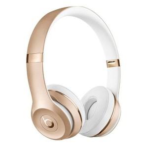 Solo 3 On-Ear Wireless Headphones - Gold