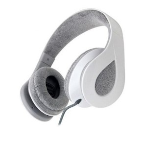 Aux Cable Gaming Stereo Surround Headphone-White