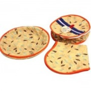 Pack of 3-Roti Basket-S2H:10855770143661028579