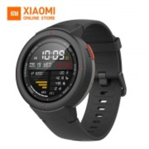 Amazfit Verge Smartwatch Global Version-Black