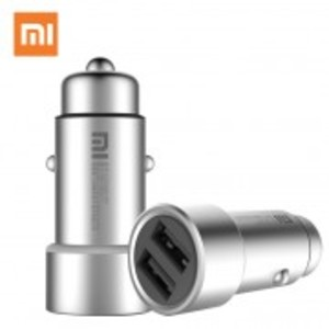 Orignal Mi Car Charger Dual USB Port Max 5V 3.6A Fast Charging for mobile phone
