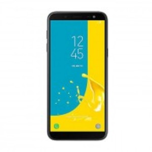 "Samsung Galaxy J6 2018 - 5.6"" - 3GB Ram 32GB Rom - Black"