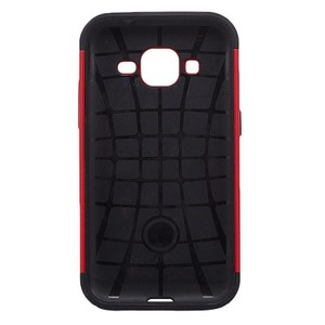 Spigen Back Case For Samsung Core Prime G360-Red & Black