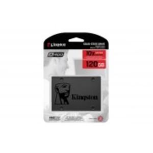 "Kingston A400 SSD 120GB SATA 3 2.5"" Solid State Drive"