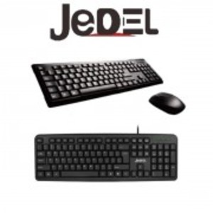 Wireless Keyboard Mouse Combo Jadel - WS1100