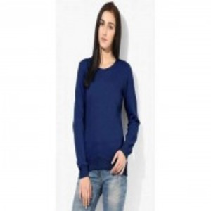 Navy blue Colour SweatShirt