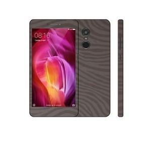 Xiaomi Redmi Note 4 3M Brown Zebra Texture Skin-DT5167