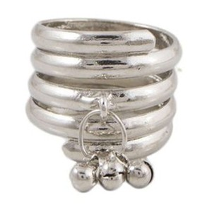 Challa Ring-Silver