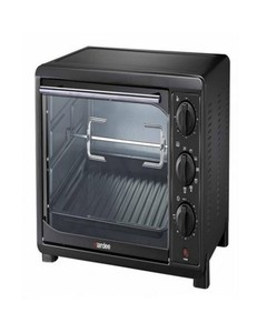 Aardee ARO-30RC - Electric Oven with Rotisserie & Convention - Black