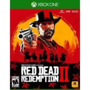 Red Dead Redemption 2 -Xbox One