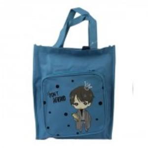 Fashion School Bag 2837d - Blue