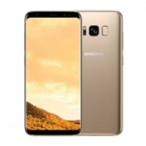 "Galaxy S8+ - 6.2"" - 4GB RAM - 64GB ROM - Maple Golden"