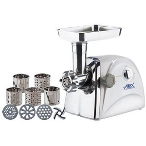 ANEX meat grinder + Vegetable Cutter AG-2049