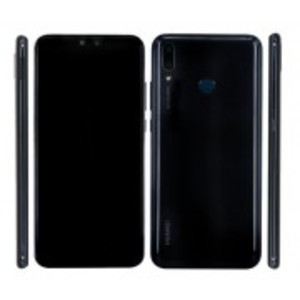 "Huawei Y9 (2019) - 6.5"" - 4GB RAM + 64GB ROM - Black"