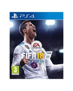 Electronic Arts FIFA 18 - Standard Edition - PlayStation 4