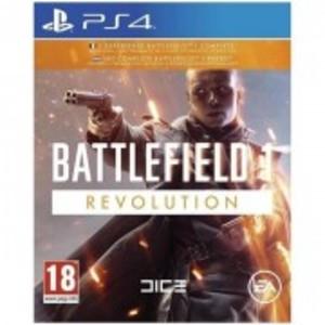 Sony Playstation 4 Dvd Battlefield 1 Revolution Ps4 Game