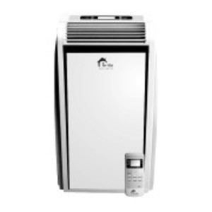Elite Portable Air Conditioner 12000 BTU- 1 Ton White
