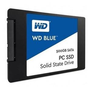 """WD Blue PC SSD 500GB-Internal 2.5"""" SATA"""