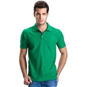 Polo T-Shirt-Green-DOH779