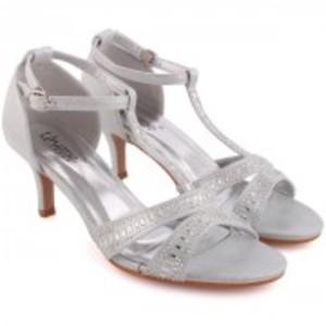 Â'SheltonÂ' Decorated Evening Stiletto Sandals