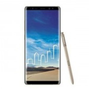 "Samsung Galaxy Note 8-6.3""-QHD+-6GB RAM + 64GB ROM-Maple Gold"