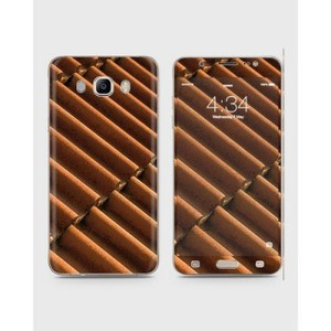 Samsung Galaxy J1 2016 (J110) Skin Wrap-1wall3-61