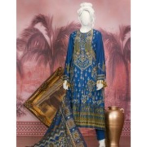 Unstitched 3pcs Eid ul Fiter Collection 2018-JLAWN-S-18-148/B Charbagh