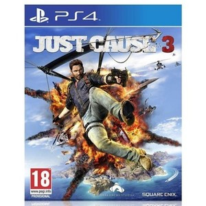 Just Cause 3-PS4 Game
