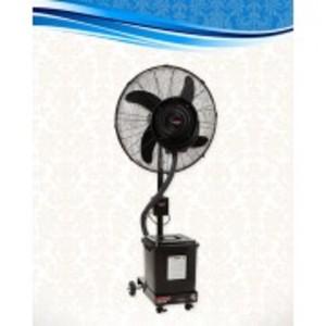 Mystic Mist Fan - 24″- Heavy Duty Motor- Black