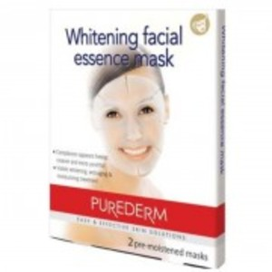 Whitening Facial Essence Mask-2 Pre-Moistened Mask