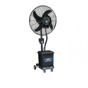 """GFC Padestal Mist Fan 24"""" Black"""