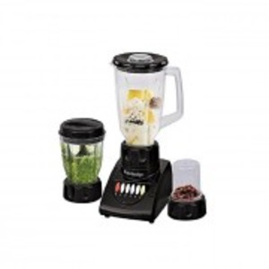 Cambridge 3 in 1 Juicer Blender & Sauce Maker With Dry Mill BL 2106 -250W-Black