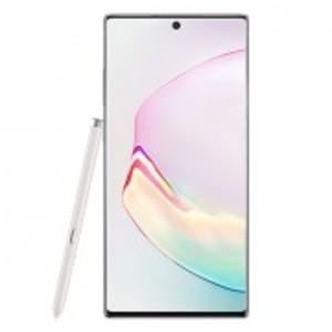 "Galaxy Note 10 - 6.3"" FHD Screen - 8GB RAM - 256GB ROM - Aura White + Free Samsung 10,000 mAh Wireless Battery Pack"