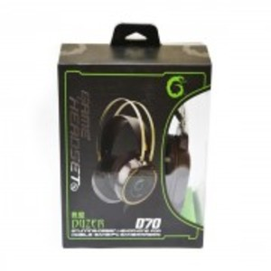 Gaming Headset With Mic For Pc,Ps4,Xbox One,Over-Ear Headphones D70