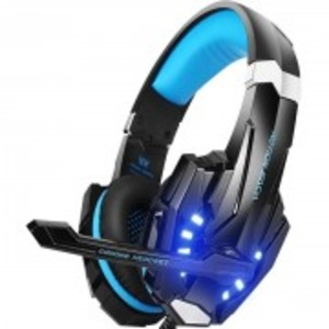 G9000 Gaming Headset With Mic For Pc,Ps4,Xbox One,Over-Ear Headphones