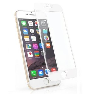 Iphone 6S 4D Complete Tempered Glass For Apple Iphone 6S White