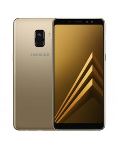 Samsung Galaxy A8 2018 5.6 Infinity Display 4GB RAM 64GB ROM 4G LTE-Gold