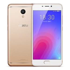 "MEIZU M6 - 5.2"" IPS LCD - 3GB RAM + 32GB ROM - 13MP Camera - Gold"