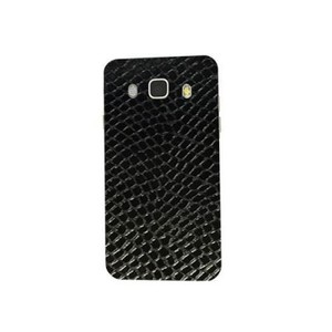 Samsung Galaxy J5 2016 Black  Texture Skin-Back & Sides-DT2195B
