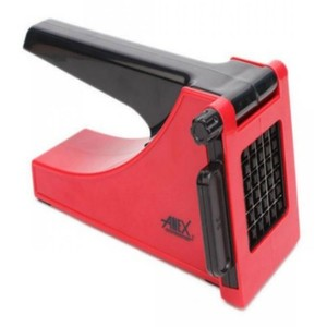 Red & Black French Fries Cutter - AG-04